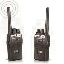 2X LCD  Walkie Talkie Portable Two-Way Electronic Radio Set Flashlight