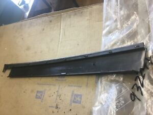 Peugeot 405 Saloon Front Door B Pillar Trim Moulding Left side 9604652980 932629