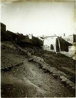 MAGHREB MAROC Tanger ca 1910, Photo Stereo Plaque Verre VR3L2