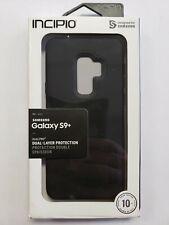 Incipio - DualPro Series Case for Samsung Galaxy S9+ Plus - Black