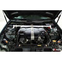 For MERCEDES C209 CLK 320 3.2 V6 '02-'10 (2WD) FRONT STRUT/TOWER BAR/BRACE