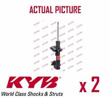 2 x NEW KYB FRONT AXLE SHOCK ABSORBERS PAIR STRUTS SHOCKERS OE QUALITY 335933