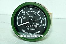 Willys Jeep MB GPW CJ2A CJ3A CJ3B M38 M38A1 M170 M151 Military Truck Speedometer