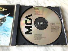 BOSTON Third Stage CD TARGET ERA! MADE IN JAPAN! MCA1986 MCAD-6188 RARE! OOP!