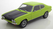 MINICHAMPS 1970 Ford Capri I RS 2600 Light Green 1:18 (NEW STOCK)