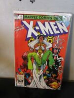 UNCANNY X-MEN ANNUAL #6 (Dracula, Chris Claremont,1982 BAGGED BOARDED