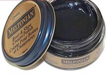 New BLACK Color Boot & Shoe CREAM POLISH Leather Conditioner Exotic MELTONIAN 2