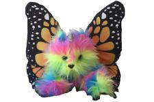 Rainbow Butterfly Unicorn Kitten Stuffed Toy Stuffed Animal Plush Toy
