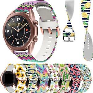 For Garmin Vivoactive 3/Vivomove HR Silicone Watch Band Strap
