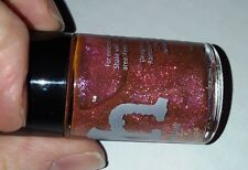 NEW! RAINBOW HONEY Indie nail polish lacquer in CHEMICAL PLANT ~ PINK SHIMMER