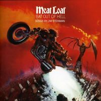 Meat Loaf - Bat Out of Hell [New CD] Rmst