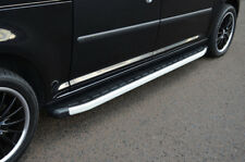 Aluminium Side Steps Bars Running Boards To Fit Mercedes-Benz Sprinter MWB 06+
