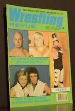 The Wrestling News Magazine No 110