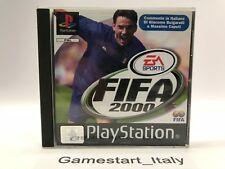 FIFA 2000 - SONY PS1 - VIDEOGIOCO USATO PERFETTAMENTE FUNZIONANTE - PAL VERSION