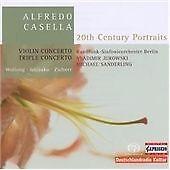 ALFREDO CASELLA: VIOLIN CONCERTO; TRIPLE CONCERTO [HYBRID SACD] NEW CD