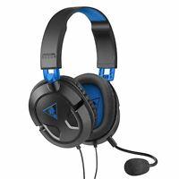 Turtle Beach Recon 50P Black Headband Headsets for Multi-Platform