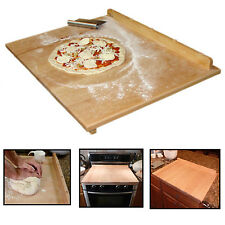 Bread Kneading Board Wood Pastry Cutting Board Dough Large Pizza Maple Kitchen