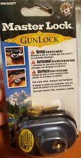Master Lock Gun Lock 90kAdspt (2 Keys Included) - New Fast Shipping - Authentic