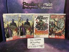 Pick-Avengers #8 Kang 8AU Thunderbolts 175-1st Dark/Guardians #22 Marvel Comic