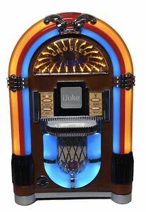 Crosley iJUKE Jukebox Apple iPod CR1701A With Remote