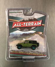 GREENLIGHT GREEN MACHINE ALL-TERRAIN 2010 JEEP WRANGLER UNLIMITED MOUNTAIN EDT