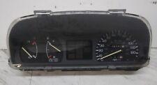 90-91 Honda Civic hatchback speedometer cluster 138K speedo gauges odometer OEM