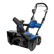 Snow Joe iON21SB-PRO 21-Inch Cordless Single Stage Snow Blower w/ Rechargeable 4
