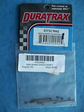 DURATRAX 9042 RARE SHOCK SHAFT (4) MINI QUAKE DTXC9042 NIP