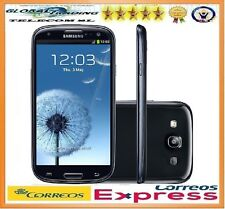 SAMSUNG GALAXY S3 i9300 BLACK FREE PHONE SMARTPHONE 16GB BLACK EDITION