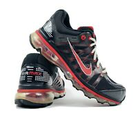 Nike Air Max 2009 Red & Black Big Boys Youth Size 7 Sneakers Basketball Shoes
