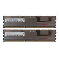 16GB Kit 2x 8GB DELL POWEREDGE T410 T610 R610 R710 R715 R810 R720xd Memory Ram