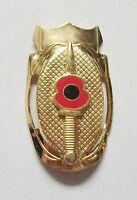 THE ORIGINAL POPPY DAGGER WALKING STICK MOUNT - ROYAL MARINES, BRITISH ARMY, ETC