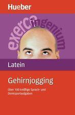 Gehirnjogging Latein von Luciana Ziglio und Uvius Fonticola (2012, Taschenbuch)