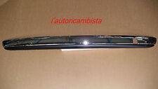 Moldura molura cromo para parachoques trasero Fiat 500 07 Referencia: 735455395