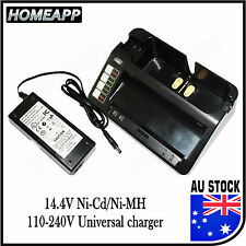 Battery Charger for Irobot Scooba Vacuum 14.4V 5900 5800 6000 38504 5832 350 390