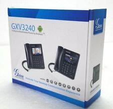 Grandstream GXV3240 Multimedia IP Phone for Android VoIP