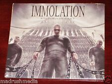 Immolation: Kingdom Of Conspiracy CD 2013 Nuclear Blast Records NB 2952-2 NEW