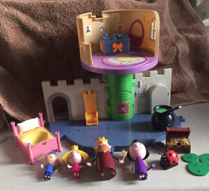 ben and holly little kingdom castle