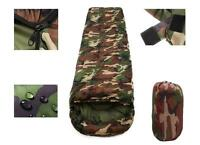 Modular Military Waterproof Sleeping Bag US Army Style Blanket Sleep  Camping