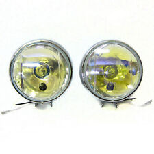 Rainbow Yellow Fog Spot Lights Lamps E-Marked For MINI Cooper Clubman Countryman