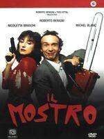 IL MOSTRO (1994) un film di Roberto Benigni - DVD EX NOLEGGIO - CECCHI GORI