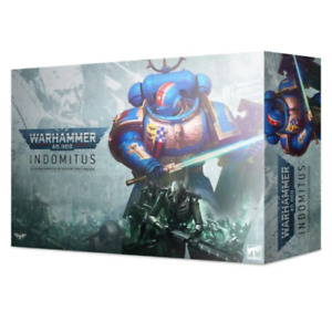 Indomitus Boxed Set Warhammer 40k *IN HAND READY TO SHIP*