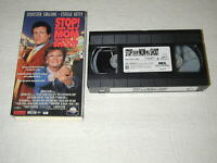 STOP! OR MY MOM WILL SHOOT SLY STALLONE, ESTELLE GETTY 1992 VHS RARE OOP HTF