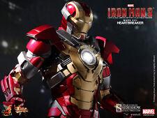 Hot Toys MMS 212 Iron Man Mark XVII Heartbreaker neu&ovp RARE * Top * 1/6 Scale