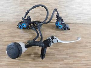 Yamaha YZF 1000 Thunderace 4SV Bremsanlage vorne Bremssattel Bremspumpe A