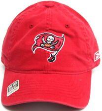 REEBOK TAMPA BAY NFL BUCCANEERS RED HAT CAP