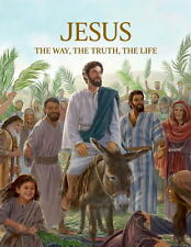 Jesus - The Way, The Truth, The Life - Study Guide By Jehovah's Witnesses