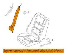 FORD OEM Front Seat Belt-Assy Left 8E5Z54611B09AB