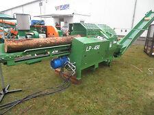 LP-450/16t von KP-Forsttechnik Sägespaltautomat Brennholzautomat Sägespalter