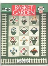 Basket Garden by Hickey, Mary Book The Cheap Fast Free Post